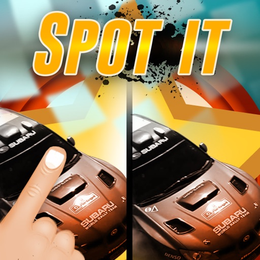 2車での写真スポットの違いゲーム - 写真のパズルゲーム - 違いは何ですか?