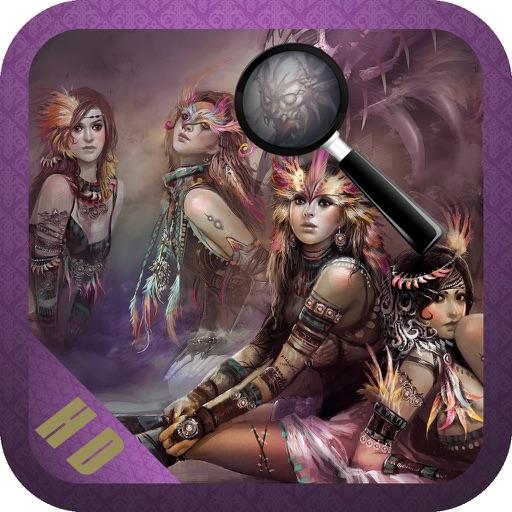 Hidden Object : Secrets Of City iOS App