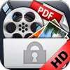 iFileExplorer HD - Built-in reader and player! Unrar support!