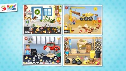 Jeux pour enfants - Nettoyer - de Happy-Touch® PocketCapture d'écran de 4