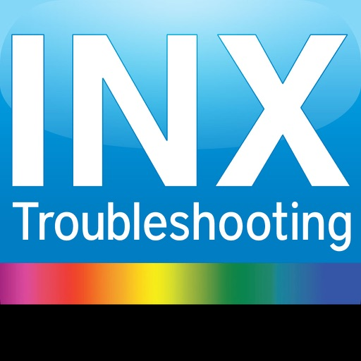 INX Troubleshooting Guide iOS App