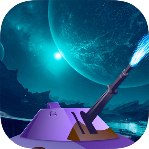 Space Invasion: Defend Against The Alien Attack Retro Game iOS App