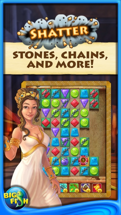 Greek Gems - A Collapse Game-1