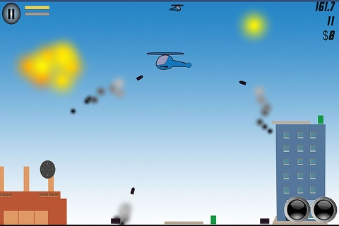 Helicopter Mercenary screenshot 1