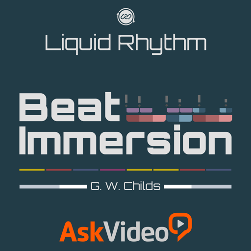 AV For Liquid Rhythm 101 - Beat Immersion