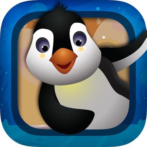 Champion Penguin-Frozen Adventure Run Free iOS App