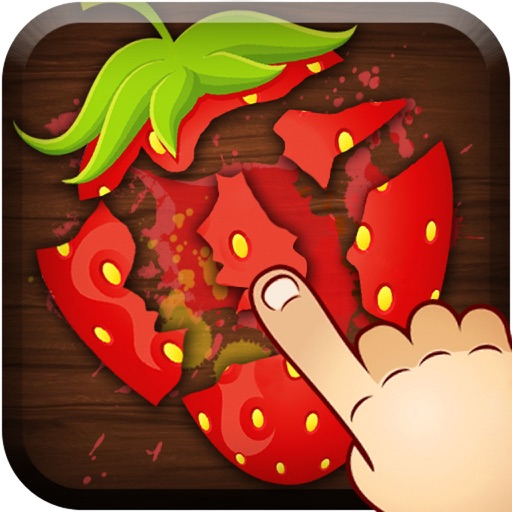 Fruit Smasher 2D iOS App