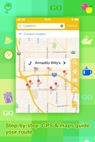 Where To Go? PRO - Find Points of Interest using GPS. screenshot 4