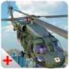 Army Helicopter Ambulance 3D – Apache Flight Simulator Game