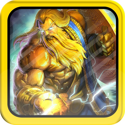 An Olympus Slots of Gods - Battle for Ace 777 iOS App