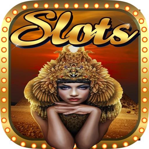 A Abbies Pharaoh 777 Egypt Paradise Casino Classic Slots iOS App