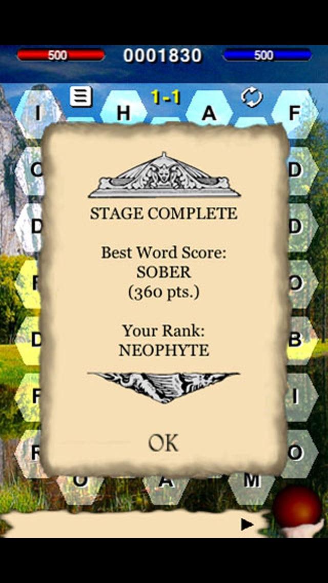Magic Words Arcanum screenshot1