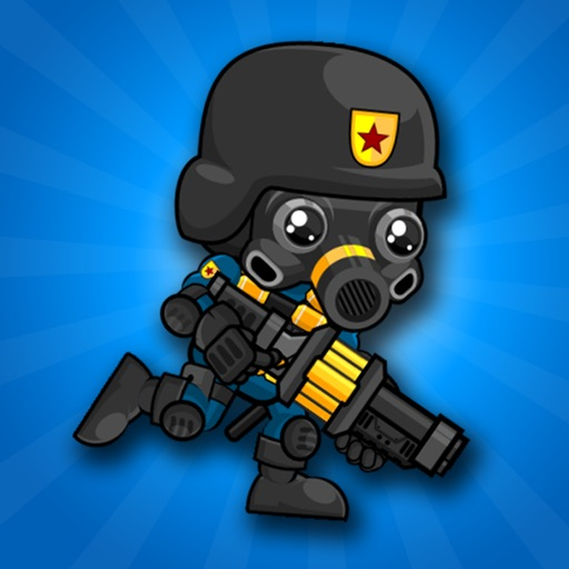 Aerial Soldiers - World War Soldiers Jet Fighting Game iOS App