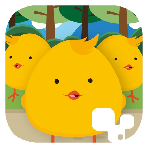 Come Quick Little Chick iOS App