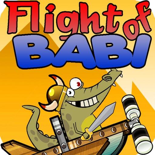 Flight of Babi iOS App