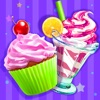 Junior Chef: Get Ready To Party! Make Your Own Cupcake & Ice Cream