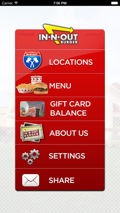 In-N-Out on the App Store