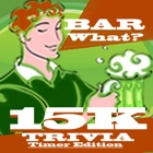 BarWhat? 15000+ Trivia Questions! icon