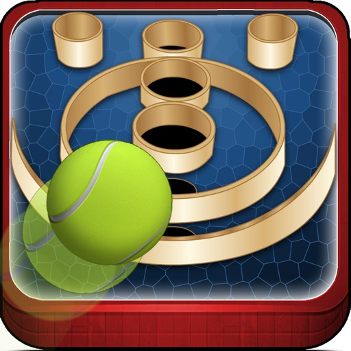 Arcade Bowling Alley: Drop Skee Ball in Hoops - Unbeatable Target iOS App