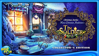 Christmas Stories: Hans Christian Andersen's Tin Soldier - The Best Holiday Hidden Objects Adventure Game (Full)-4
