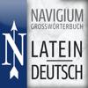 Navigium Großwörterbuch Latein