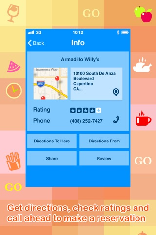 Where To Go? PRO - Find Points of Interest using GPS. screenshot 2