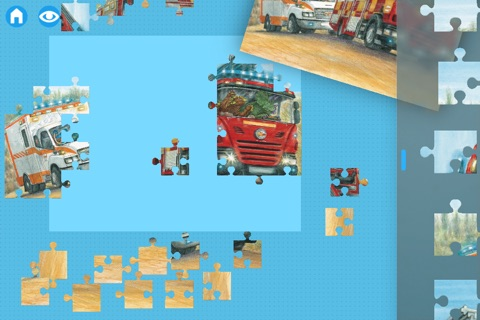 Nosy Crow Jigsaws screenshot 3