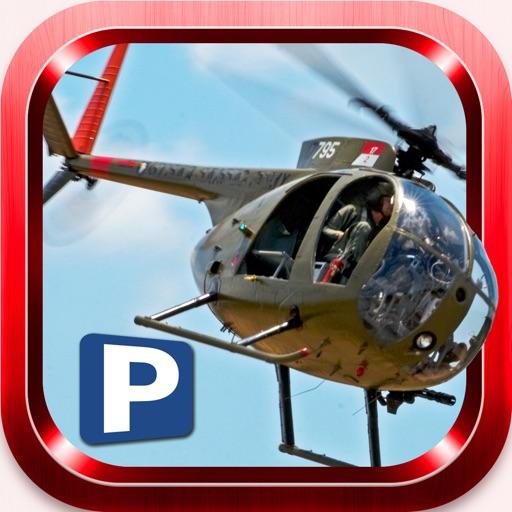 Chopper Landing 3D iOS App