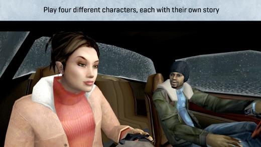 Fahrenheit: Indigo Prophecy Remastered Screenshot