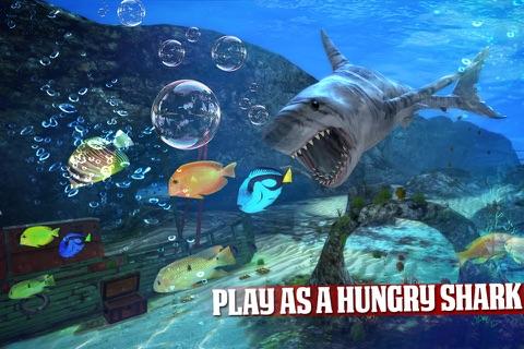 Angry Shark Revenge 3D screenshot 4