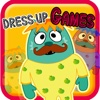 Dress Up Game Gabba Gabba Edition