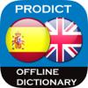 Español <> diccionario Inglés + Entrenador de vocabulario Gratuito