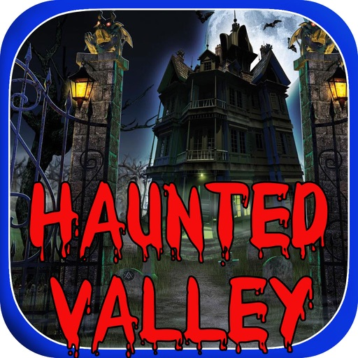 Hidden Objects:Haunted Valley iOS App