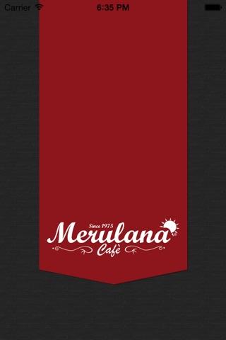 Merulana Cafe screenshot 1