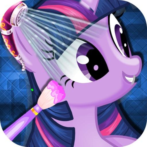 Pregnant Horse Spa iOS App