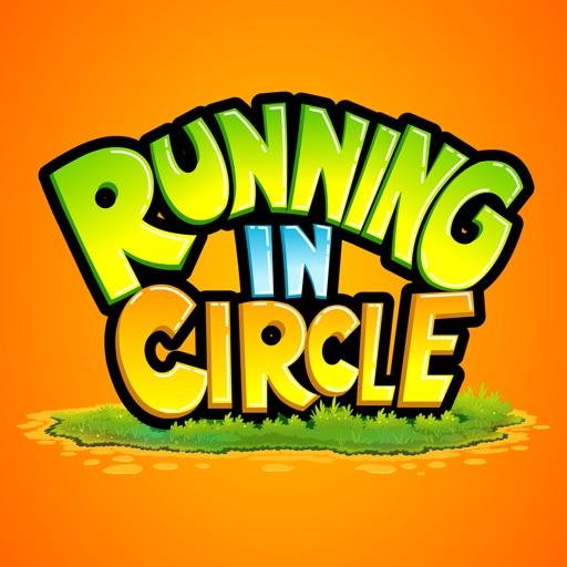 Running in Circle iOS App