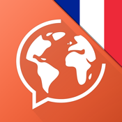 Learn French FREE: Interactive Conversation Course with Mondly to speak a language icon