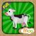 宝宝的农场动物 - 儿童益智游戏 , 动物叫声, 图画书, 拼图游戏 完整版 (英语, 国語)