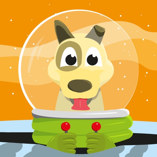 Laika: The Dog in Space! iOS App