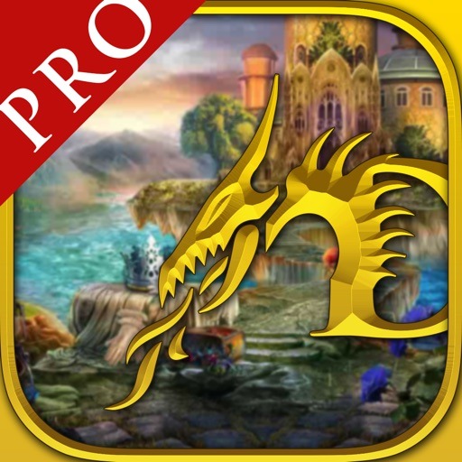 Princess and the Dragon - Hidden Object Game Pro iOS App