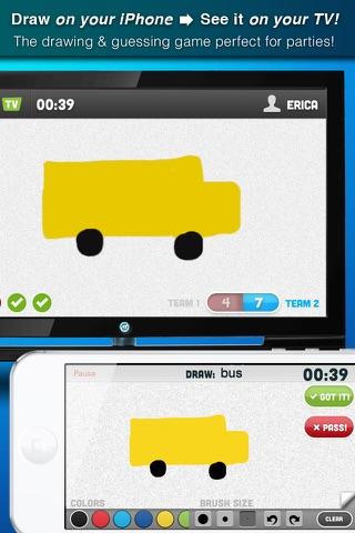 SketchParty TV screenshot 1