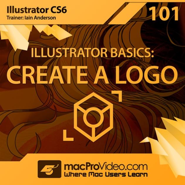creer un logo sur illustrator cs6