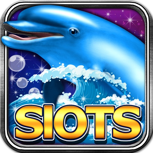 'A New Lucky Dolphin Under the Sea Luxury Casino - Play Free Slots World! iOS App