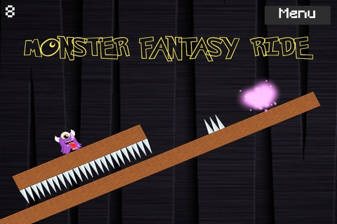 Monster Fantasy Ride screenshot 1