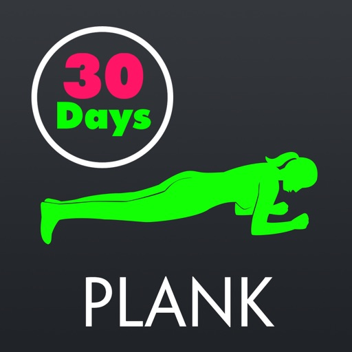 30 Day Plank Challenge Workout - Improve Your Health & Fitness