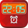 Kiwake Alarm Clock - Wake Up Sounds & Clock ,Take back your mornings