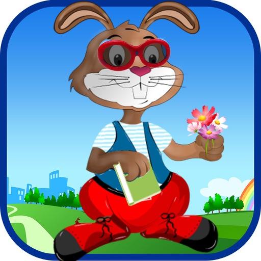 My Little Bunny Dress Up iOS App