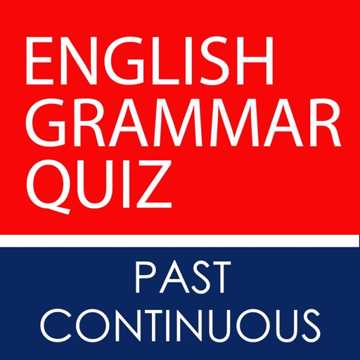 Past Continuous English Tense - Learn English Grammar Game Quiz for iPad edition iOS App