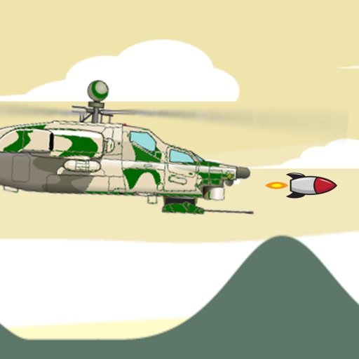 Copter Warrior Icon