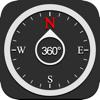 手机定位神器-专业指南针,实时获取经纬度、海拨和当前速度